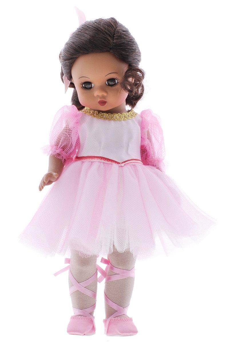 Кукла – Балерина, латинос, 20 смКуклы Madame Alexander<br>Кукла – Балерина, латинос, 20 см<br>