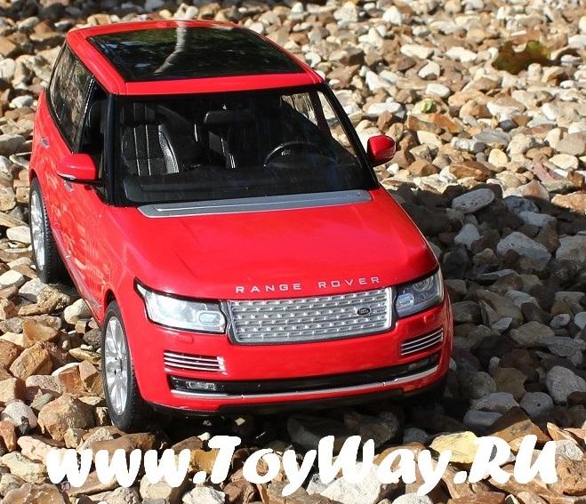 Range Rover Sport на радиоуправлении, масштаб 1:14 - Радиоуправляемые игрушки, артикул: 99648