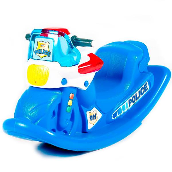 Игрушка-качалка – ПолицияДетские кресла-качалки<br>Игрушка-качалка – Полиция<br>