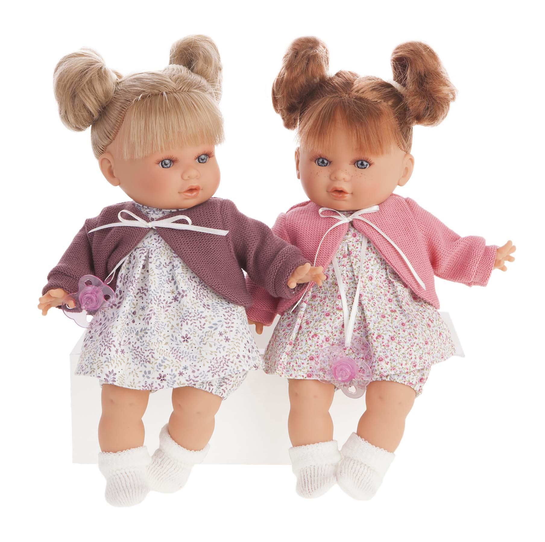 Интерактивная кукла – Монси в фиолетовом, 30 см, звук