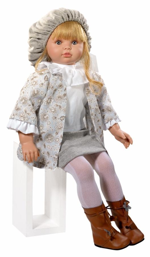 Кукла Пепа, 57 см.Куклы ASI (Испания)<br>Кукла Пепа, 57 см.<br>