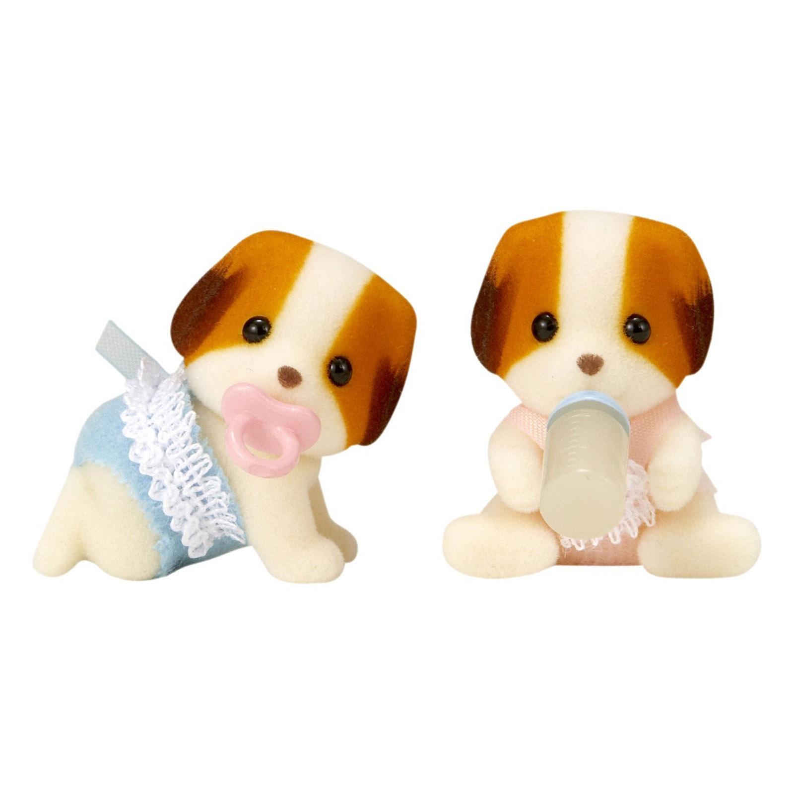 Sylvanian Families - Шифонские щенки-двойняшкиСемьи и малыши<br>Sylvanian Families - Шифонские щенки-двойняшки<br>