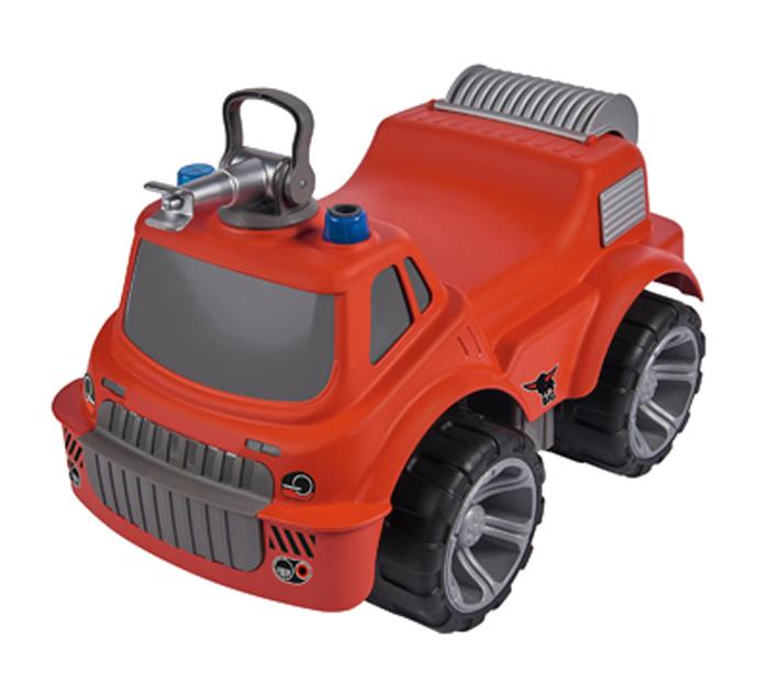 Детская каталка пожарная машина Power Worker Maxi с водой фото