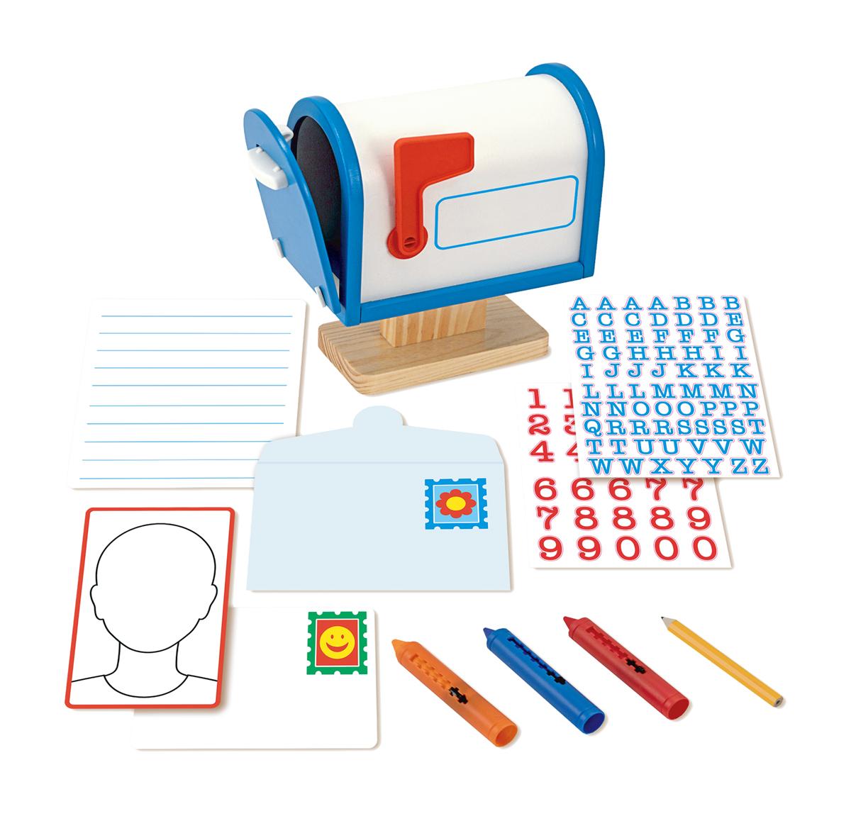 Мой почтовый ящик из серии Классические игрушкиРазное<br>Мой почтовый ящик из серии Классические игрушки<br>