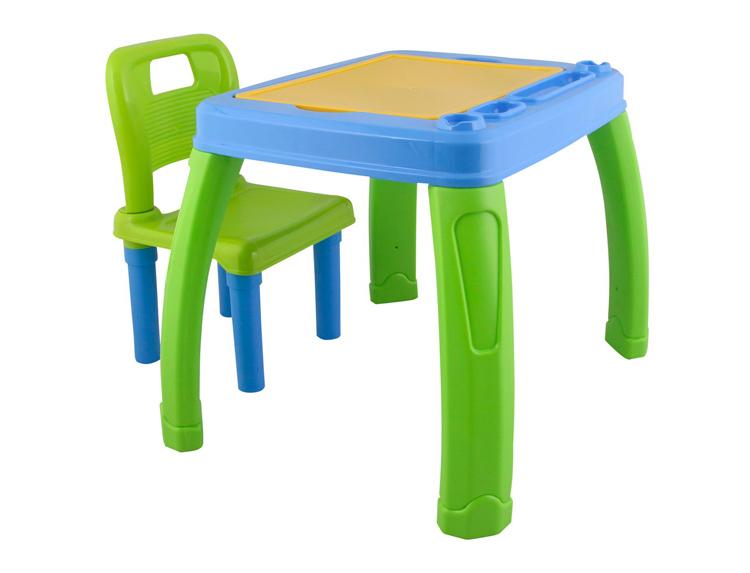 Набор  Стол-парта+стул - Парты, артикул: 160376