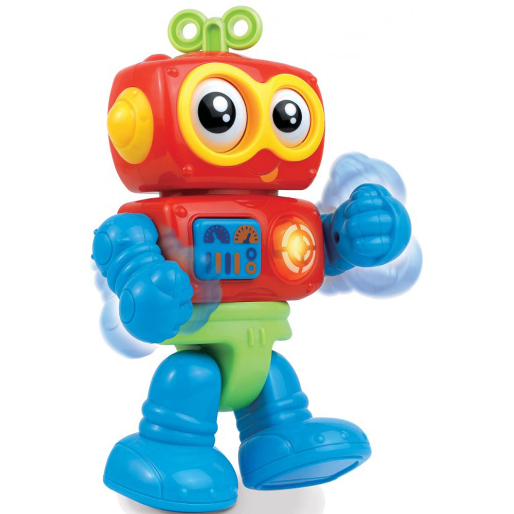 Мой первый роботДетские развивающие игрушки<br>Мой первый робот<br>