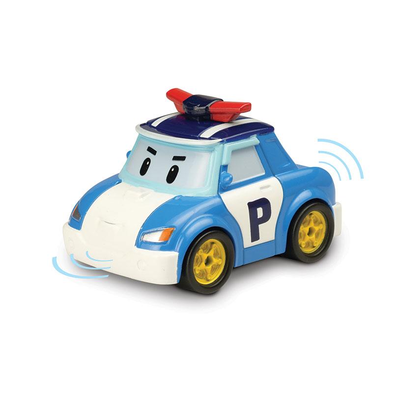 Поли - Умная машинкаRobocar Poli. Робокар Поли и его друзья<br>Поли - Умная машинка<br>