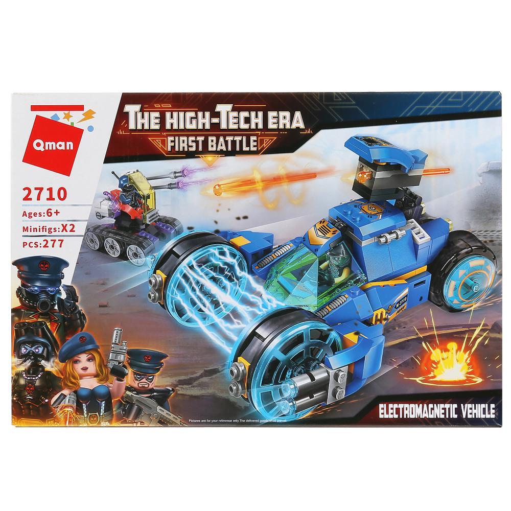 Конструктор с фигурками и аксессуарами - Робот-танк, 277 деталей по цене 987