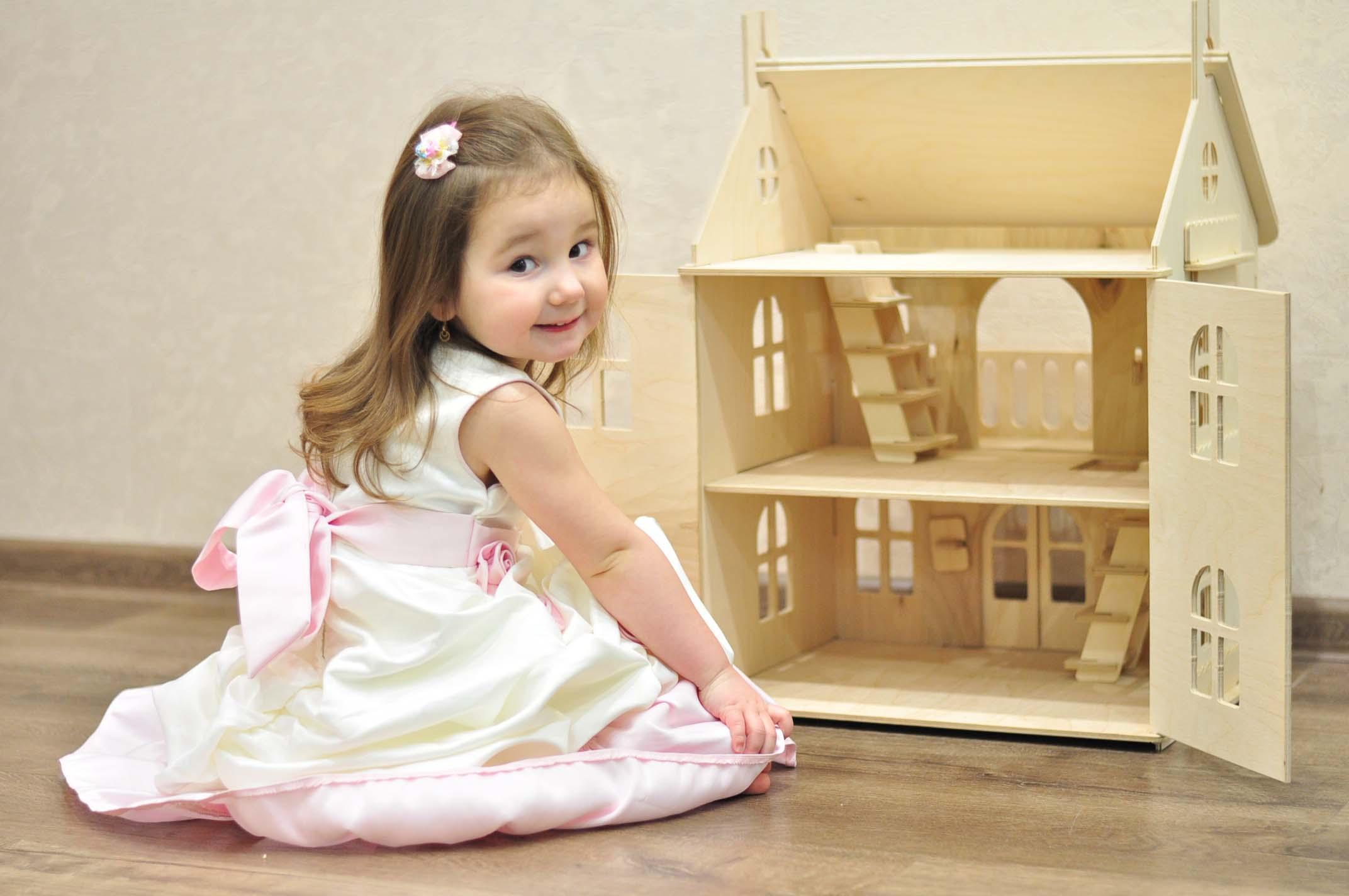 Кукольный домик АринаКукольные домики<br>Кукольный домик Арина<br>