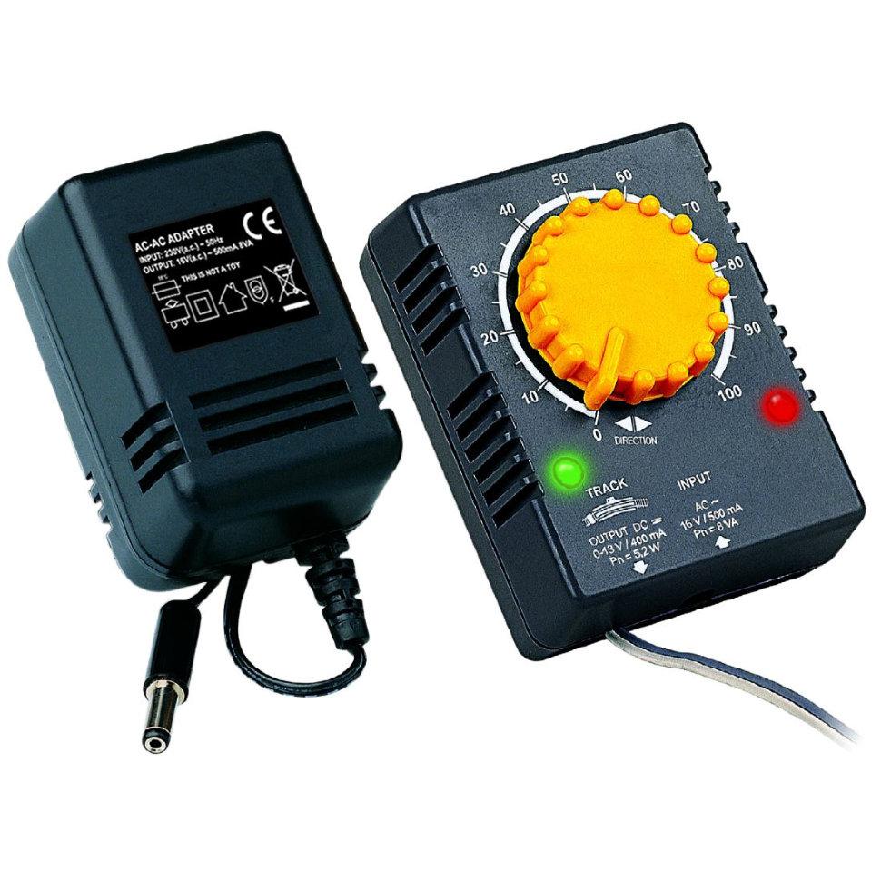 Адаптер/регулятор для наборов MehanoДетская железная дорога<br>Адаптер/регулятор для наборов Mehano<br>