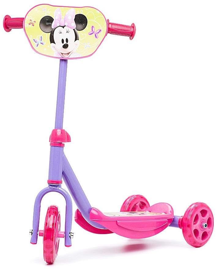 Disney. Трёхколёсный самокат Minnie Mouse