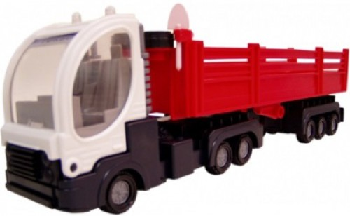 Автоприцеп – Дальнобойщик, в коробке 35 см, ПК Форма  - купить со скидкой