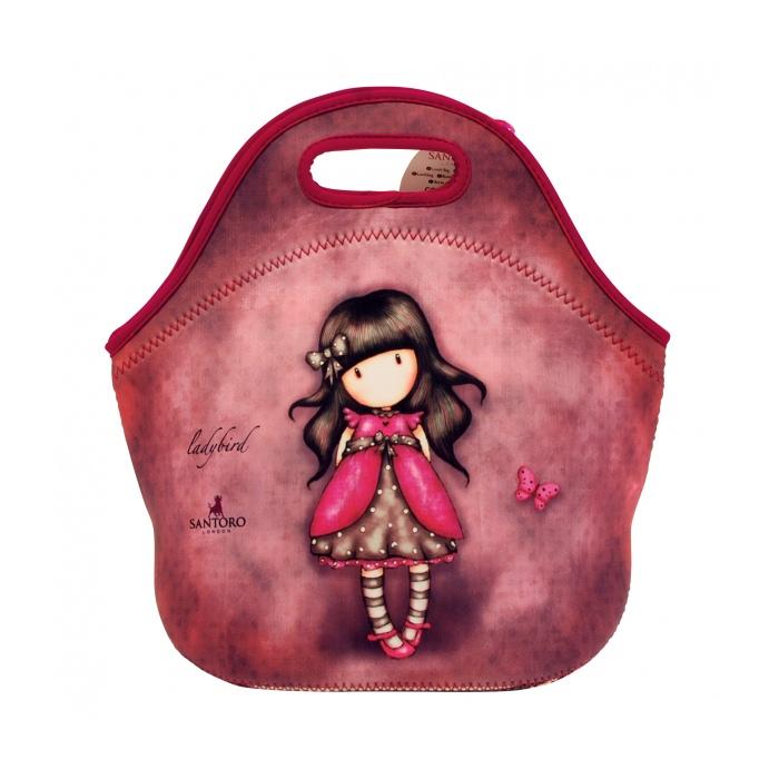 Сумка для ланча -  Ladybird из серии GorjussДетские сумочки<br>Сумка для ланча -  Ladybird из серии Gorjuss<br>