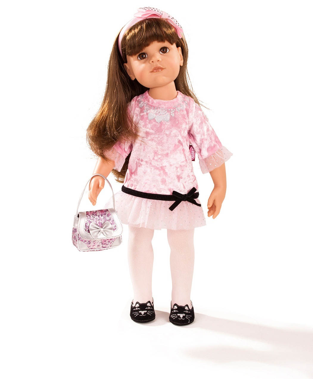 Кукла Ханна-именинница, 50 смКуклы Gotz (Гетц)<br>Кукла Ханна-именинница, 50 см<br>