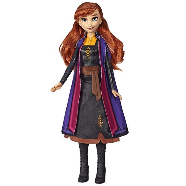 Купить Кукла Анна Disney Princess, Холодное сердце 2 в сверкающем платье, Hasbro