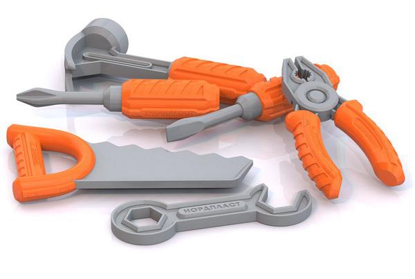 Купить Набор инструментов - НордМастер, 6 штуки, Нордпласт