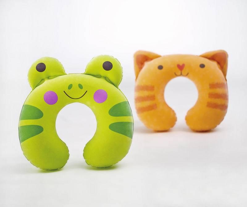 Подушки детские надувные для путешествийНадувные животные, круги и матрацы<br>Подушки детские надувные для путешествий<br>