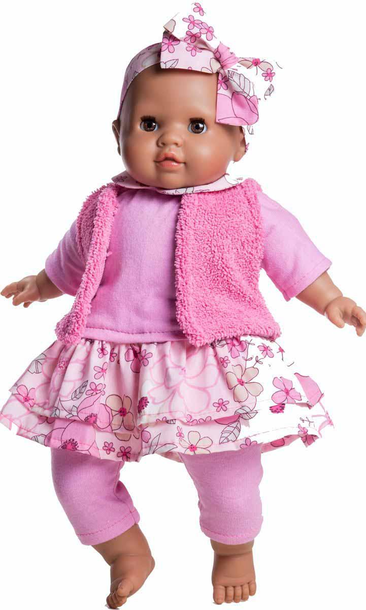 Кукла Альберта, 36 смИспанские куклы Paola Reina (Паола Рейна)<br>Кукла Альберта, 36 см<br>