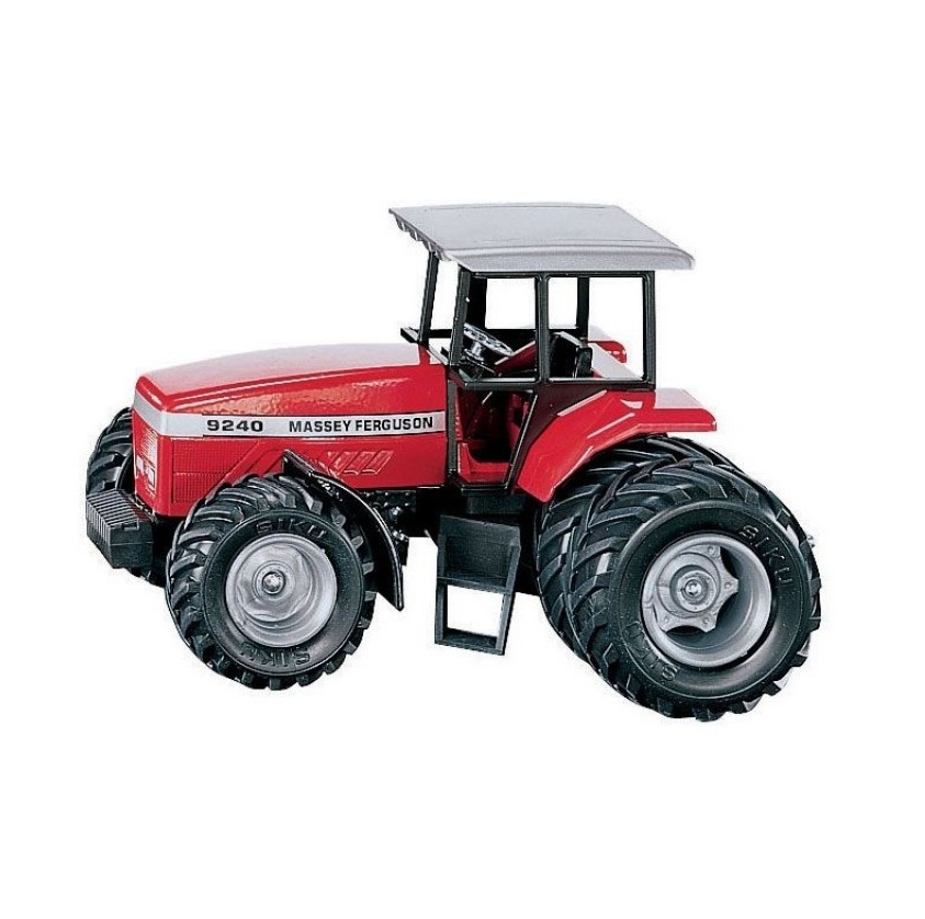Купить Металлическая модель – Трактор Massey Ferguson, Siku