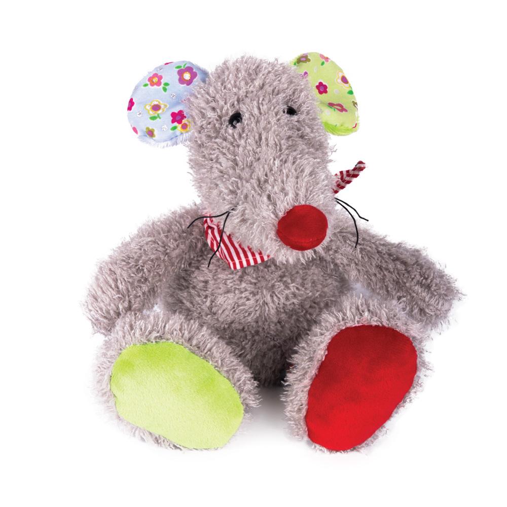 Мягкая игрушка  Мышка Маришка, 17 см - Мышки, артикул: 172249