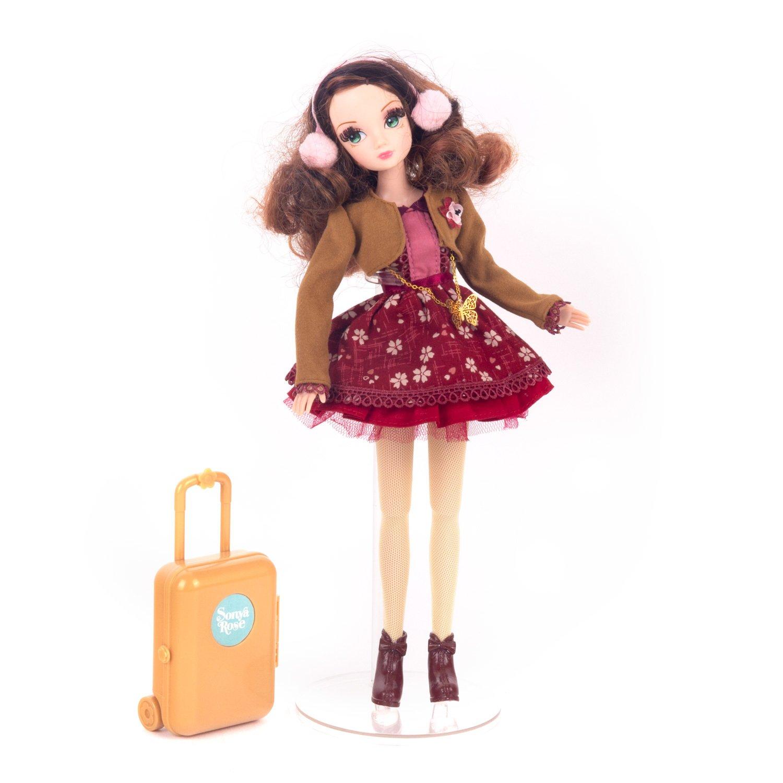 Кукла Sonya Rose, серия Daily collection - Путешествие в Японию Gulliver
