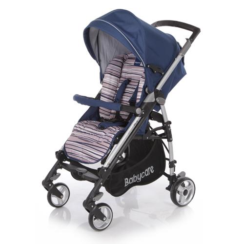 Коляска трость GT4 Plus, BlueДетские коляски Capella Jetem, Baby Care<br>Коляска трость GT4 Plus, Blue<br>