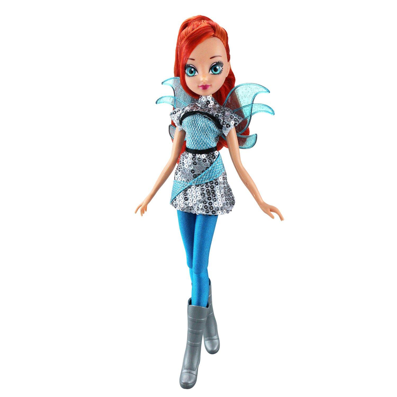 Купить Кукла из серии Звездная магия - Блум, с платформой-проектором, Winx Club