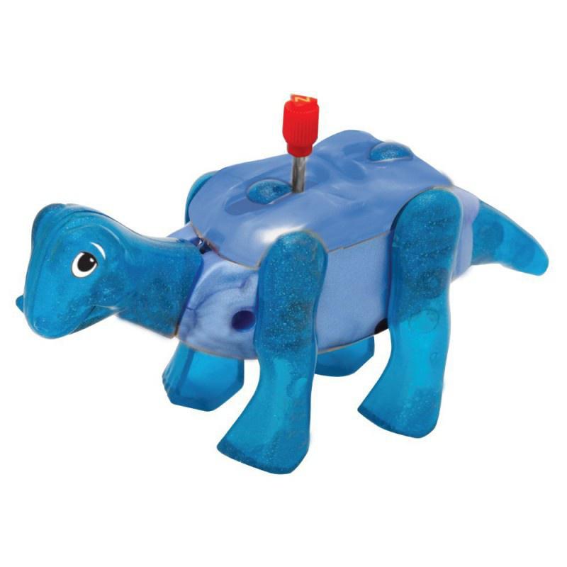 Заводная игрушка - Динозавр Клаус  - купить со скидкой