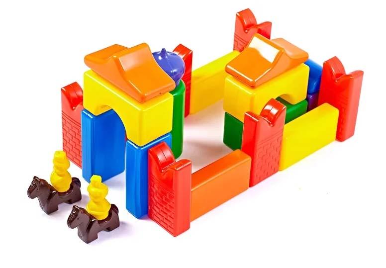 Строительный набор - Скит – 2, 26 элементов по цене 862