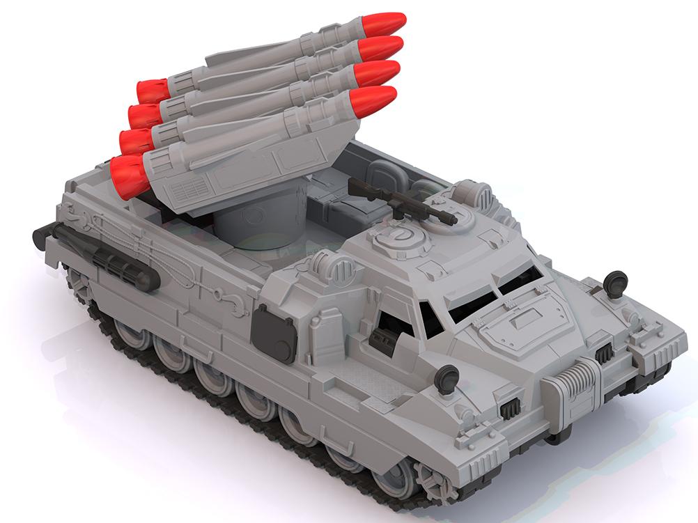Ракетная установка - Морпех, Нордпласт  - купить со скидкой