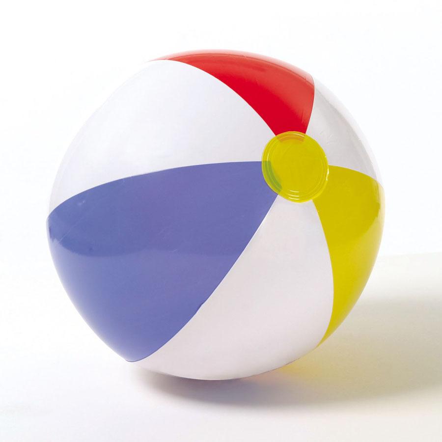 Мяч надувной Glossy Panel BallНадувные животные, круги и матрацы<br>Мяч надувной Glossy Panel Ball<br>