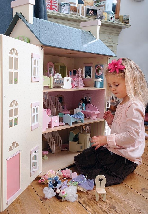 Домик для кукол - Вишнёвое дерево от Toyway