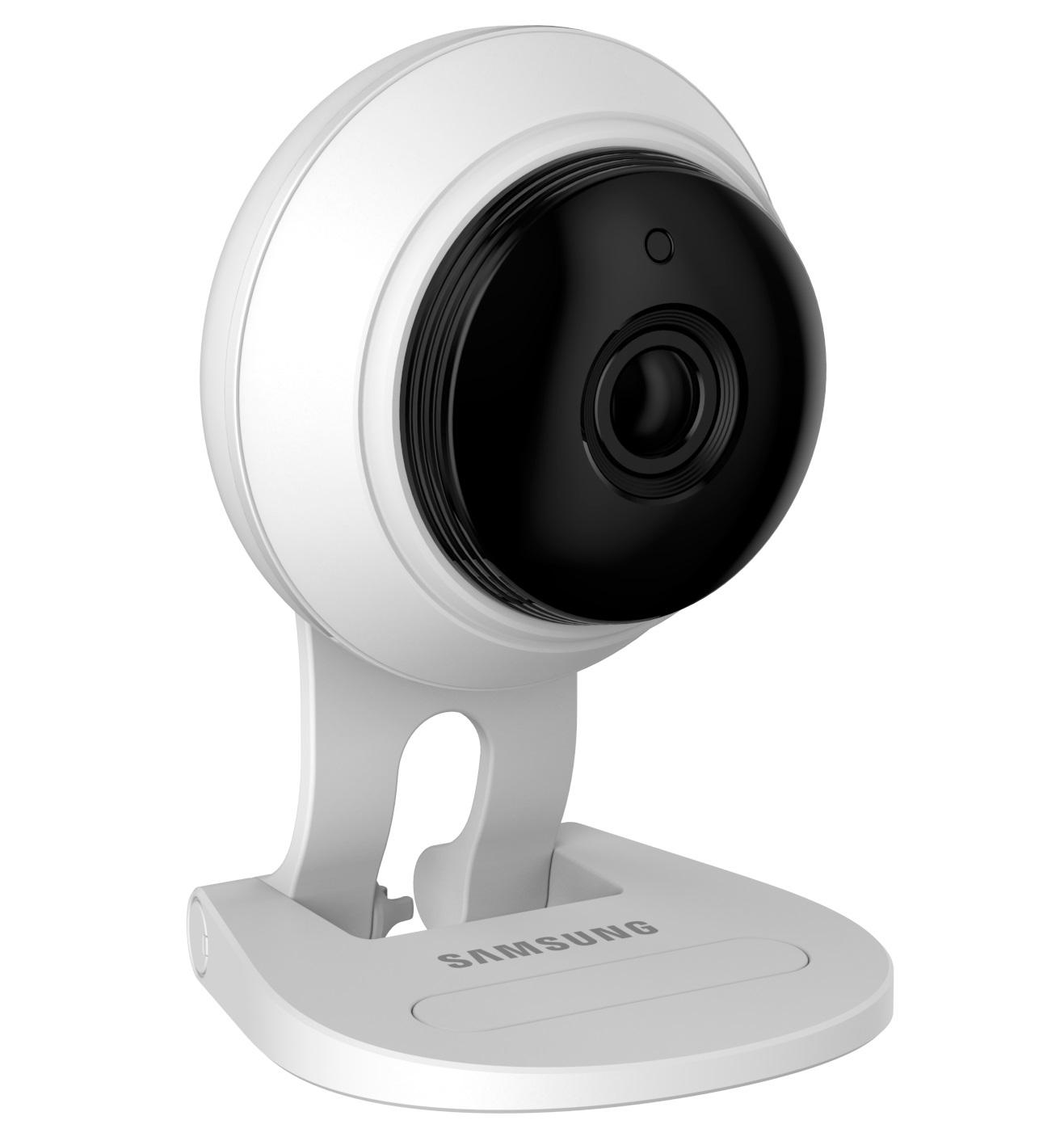 Купить Wi-Fi видеоняня Samsung SmartCam SNH-C6417BN