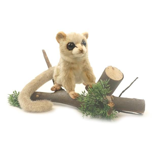 Мягкая игрушка - Мышиный лемур, 14 см.Дикие животные<br>Мягкая игрушка - Мышиный лемур, 14 см.<br>