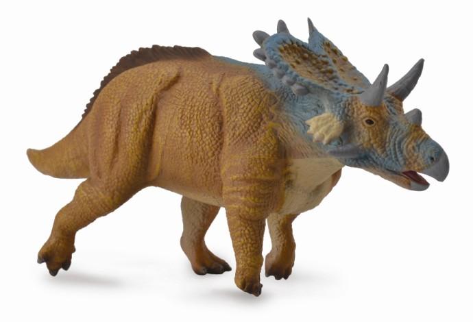 Фигурка Gulliver Collecta - Меркурицератопс, LЖизнь динозавров (Prehistoric)<br>Фигурка Gulliver Collecta - Меркурицератопс, L<br>