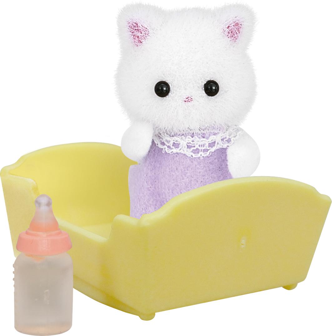 Sylvanian Families - Малыш персидский котёнокСемьи и малыши<br>Sylvanian Families - Малыш персидский котёнок<br>