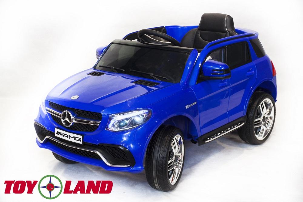 Купить Электромобиль ToyLand Mercedes-Benz GLE63S AMG, синий
