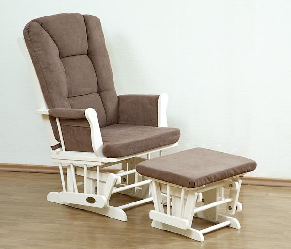 Кресло-качели для кормления Giovanni SonettoДетские кровати и мягкая мебель<br>Кресло-качели для кормления Giovanni Sonetto<br>