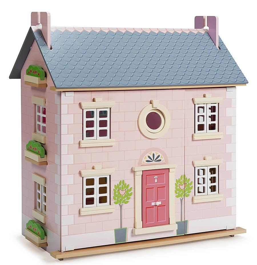 Домик для кукол  - Лавровое деревоКукольные домики<br>Домик для кукол  - Лавровое дерево<br>
