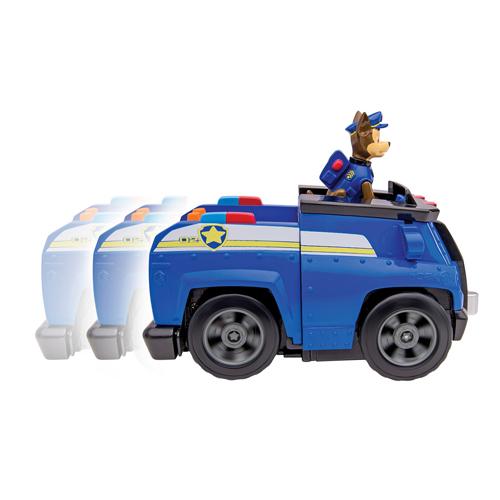 Спасательный игрушечный автомобиль Paw Patrol. ЧейзИгрушки из рекламы<br>Спасательный игрушечный автомобиль Paw Patrol. Чейз<br>