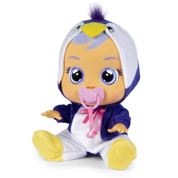 Купить Плачущий младенец из серии Crybabies – Pingui, IMC toys