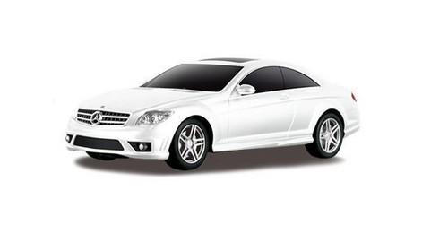 Радиоуправляемая машинка Mercedes CL63 AMG 3 цвета, масштаб 1:24Машины на р/у<br>Радиоуправляемая машинка Mercedes CL63 AMG 3 цвета, масштаб 1:24<br>