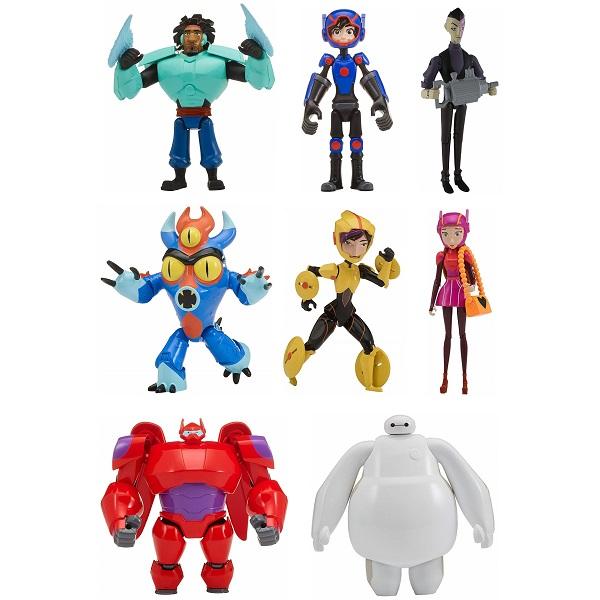 Купить Фигурка Big Hero 6, 12 см, Bandai