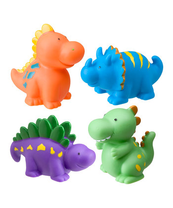Игровой набор для ванной - ДинозаврикиИгрушки для ванной<br>Игровой набор для ванной - Динозаврики<br>