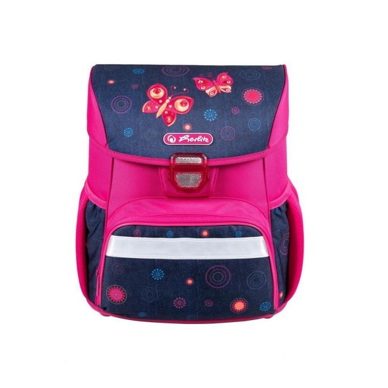 Ранец Loop Butterfly Dreams, без наполненияШкольные рюкзаки<br>Ранец Loop Butterfly Dreams, без наполнения<br>