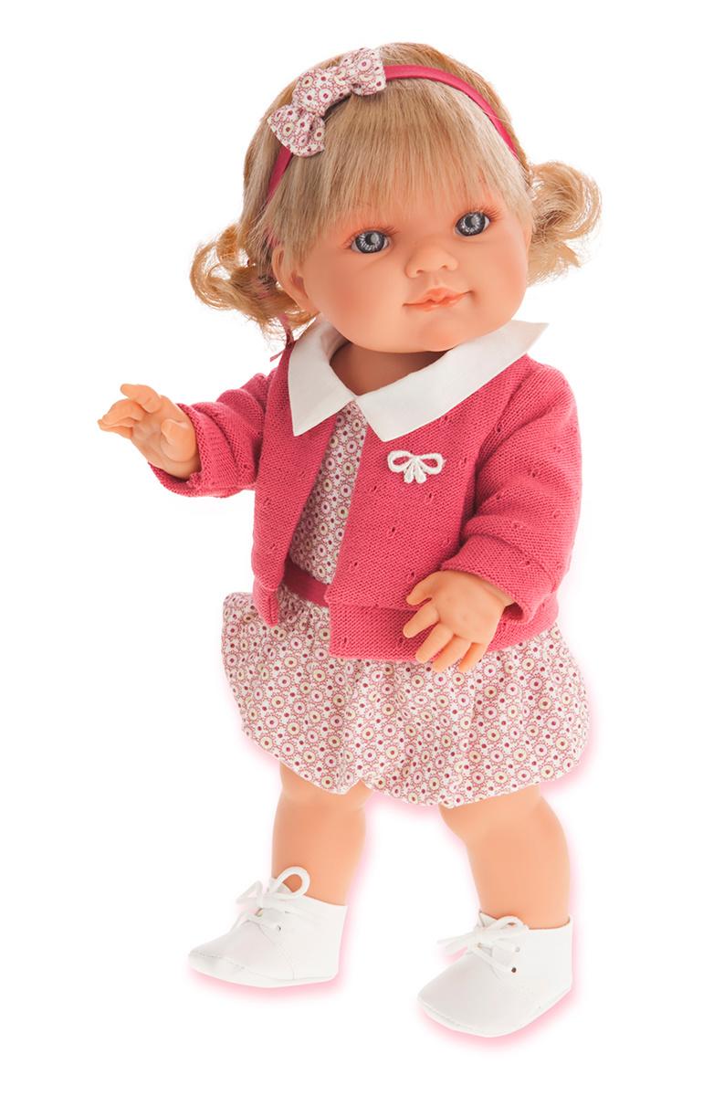 Кукла Сильвана, 38 смКуклы Антонио Хуан (Antonio Juan Munecas)<br>Кукла Сильвана, 38 см<br>
