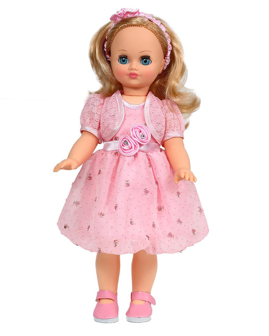 Кукла Лиза 23, звукРусские куклы фабрики Весна<br>Кукла Лиза 23, звук<br>