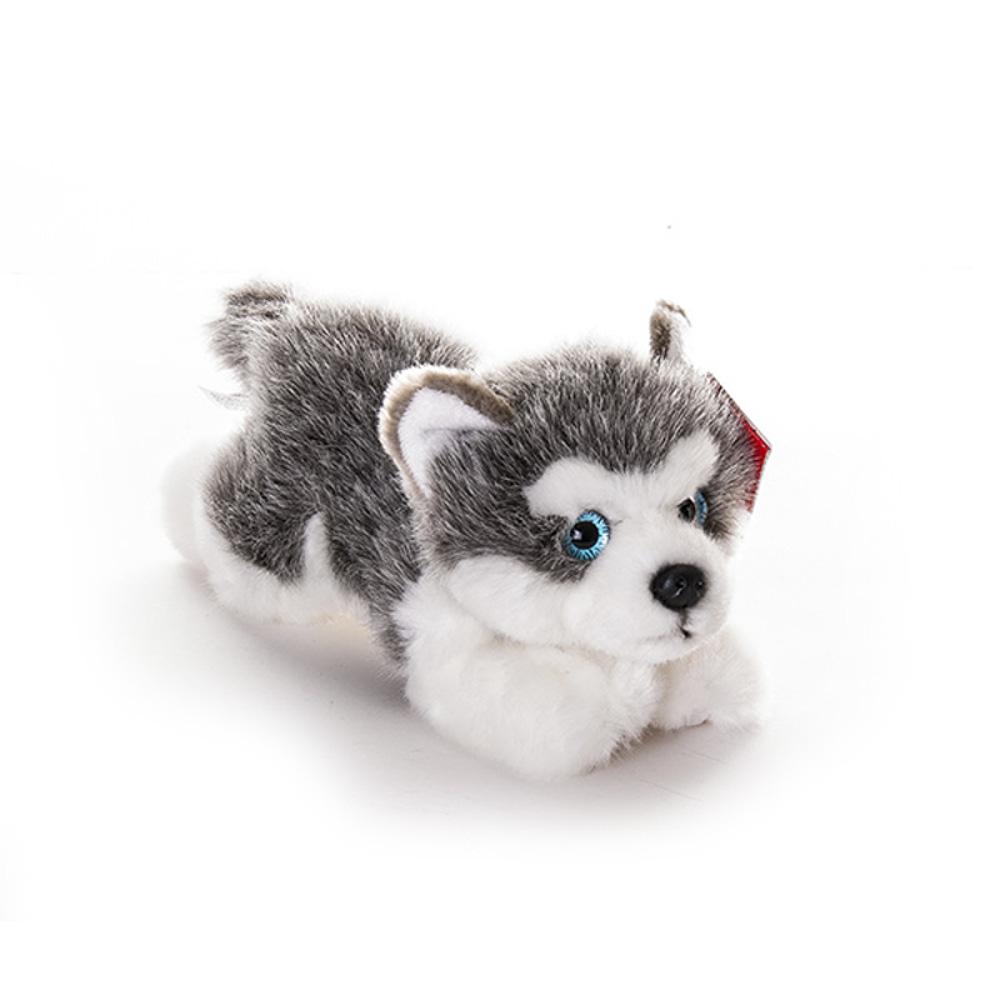 Мягкая игрушка – Лайка щенок, 22 смСобаки<br>Мягкая игрушка – Лайка щенок, 22 см<br>