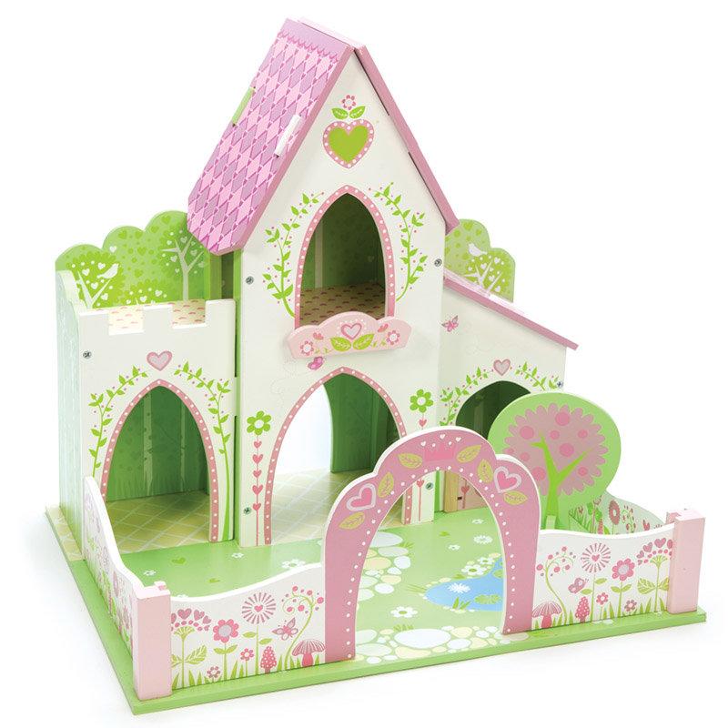 Кукольный замок - ВолшебствоКукольные домики<br>Кукольный замок - Волшебство<br>