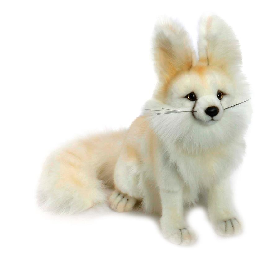 Мягкая игрушка - Пустынная лисица, 33 смДикие животные<br>Мягкая игрушка - Пустынная лисица, 33 см<br>